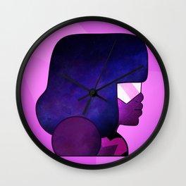 Galactic Gem Commander Wall Clock