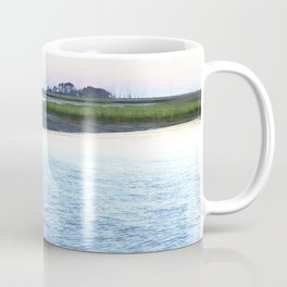 Early Evening at Chincoteague Bay Coffee Mug