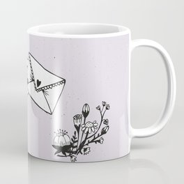 Snail Mail Love Coffee Mug