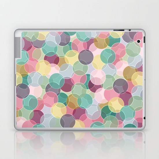 Porto Flower Tiles I Laptop & iPad Skin