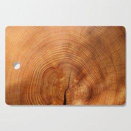 Rings Cutting Board