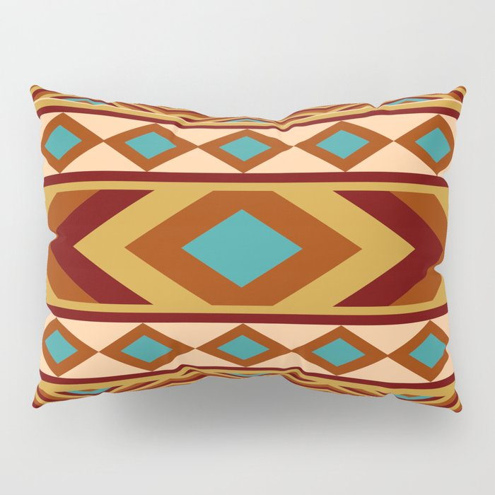 Southwestern Navajo Pillow Sham