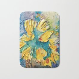 Color Vase Bath Mat
