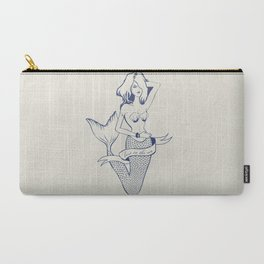 Lost in the sea Carry-All Pouch