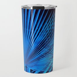 Blue Palms Travel Mug