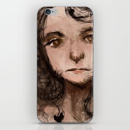 Stained iPhone Skin