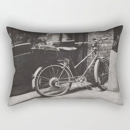 Vintage Ride Rectangular Pillow