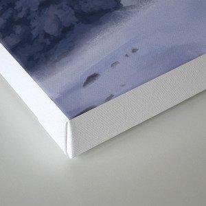 The White Hart Canvas Print