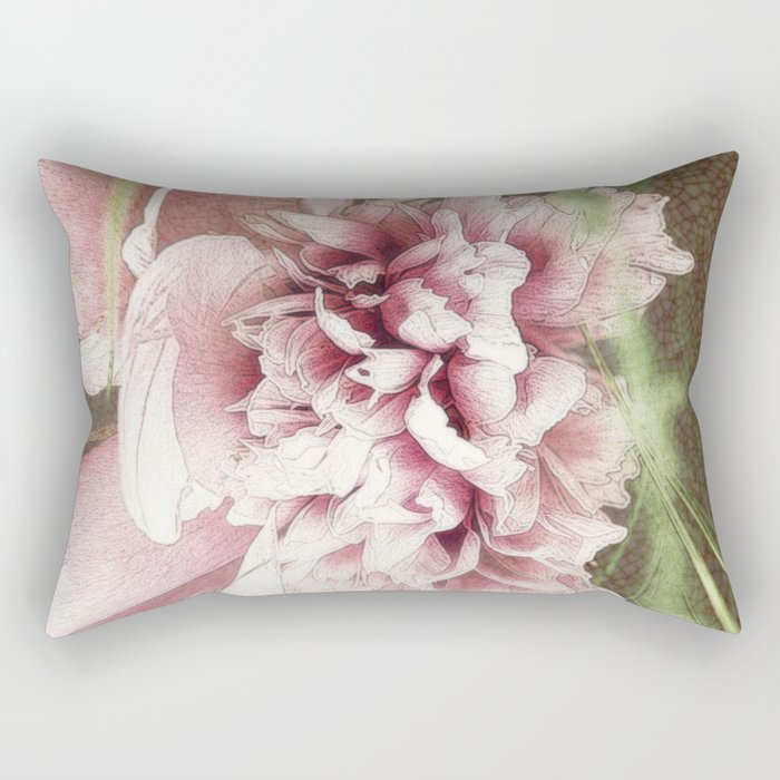 Sometimes I wish I was a bumblebee... Rectangular Pillow