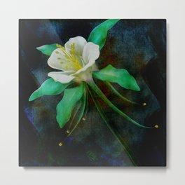 flower cb Metal Print