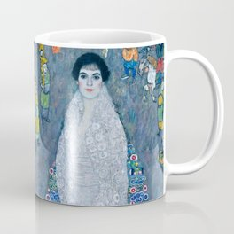 "Gustav Klimt "" Portrait of Elisabeth Lederer"" Coffee Mug"