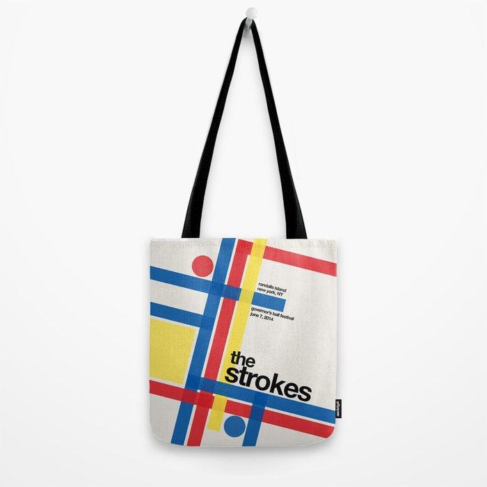The Strokes Gov Ball Tote Bag