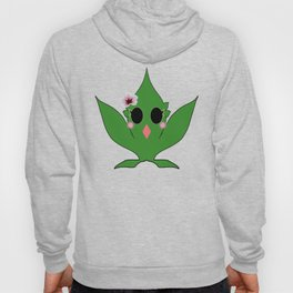Cute Hemp Masot : Ruderalis 麻 (Asa) Hoody