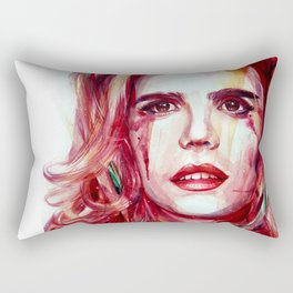 Paloma Faith Rectangular Pillow
