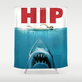 The HIp Shower Curtain