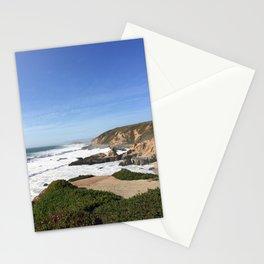 Sunny Bodega Bay Stationery Cards
