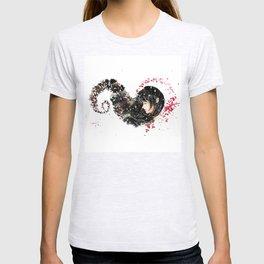 Mia Corvere Fan Art T-shirt