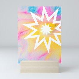 Starburst Mini Art Print