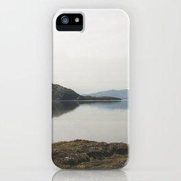 Fly Fishing Iceland iPhone Case