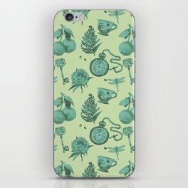Orangerie Pattern iPhone Skin