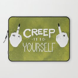 Creep It Laptop Sleeve