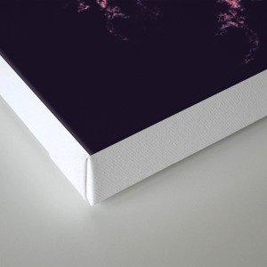 Threaten Canvas Print