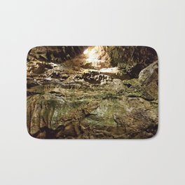 Indian Caverns Bath Mat