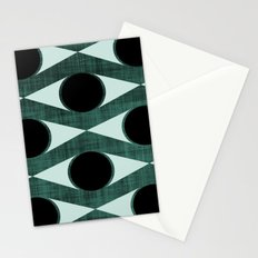 MCM Green Eyed Monster Stationery Cards