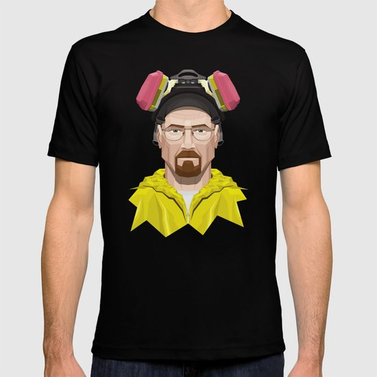Breaking Bad - Walter White in Lab Gear T-shirt