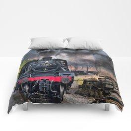 78019 Steam Train Comforters