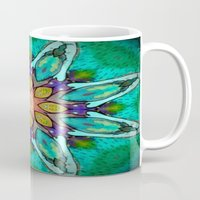 moss Mugs featuring Moss by Laurkinn12