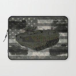 Amphibious Armored Vehicle Laptop Sleeve