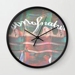 Personal Branding Or Something Wall Clock