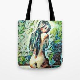 The Glance Tote Bag