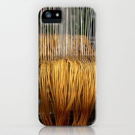 The Heddles iPhone Case