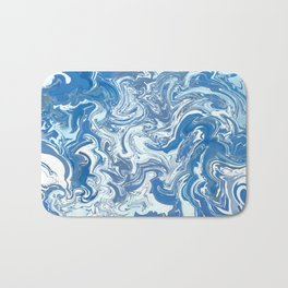 The sky is everywhere, it begins at your feet Bath Mat