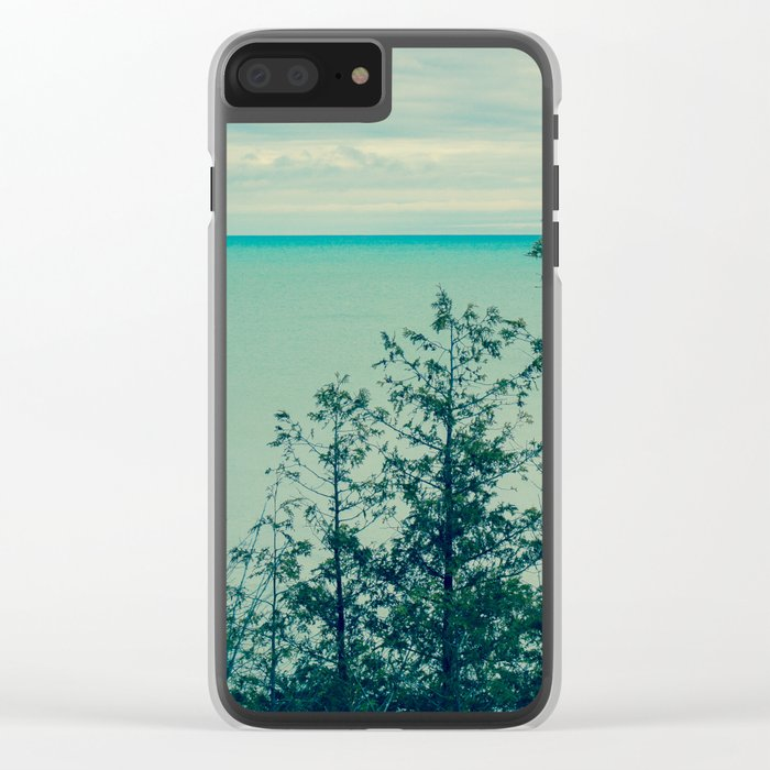 Lost To You Clear iPhone Case