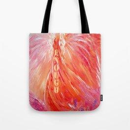 Feel ENOUGH Angel Tote Bag