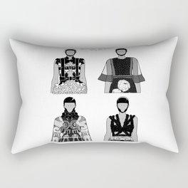 Alexander McQueen S/S '15 Rectangular Pillow