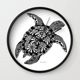 Terrapin Wall Clock
