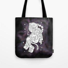 Odd Space Tote Bag
