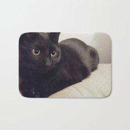 A Cat Named Mouse Bath Mat