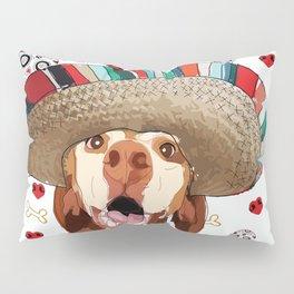 Cinco de Vizsla Pillow Sham