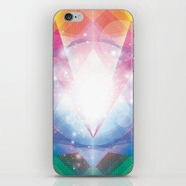 PRYSMIC ORBS II iPhone Skin
