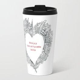 Wherever you go Travel Mug