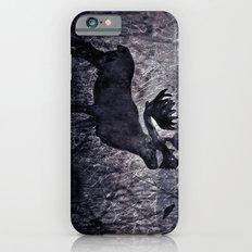 In the Woodlands, Far Away (dark tones version) iPhone 6s Slim Case
