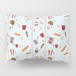 Take me out to the ball game Pillow Sham