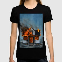 House on Fire T-shirt