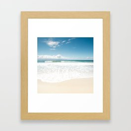 The Voice of Water Framed Art Print