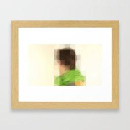 The Happy Hours Framed Art Print